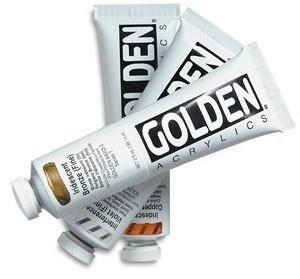 GOLDEN H.B. 59 ML METALFARVER