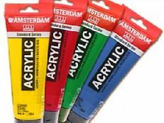 AMSTERDAM ACRYLICS