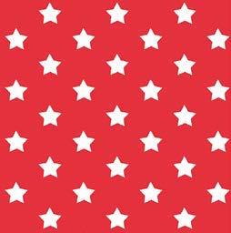 Folie_Stars_red