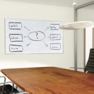 Whiteboard og Tavlefolie