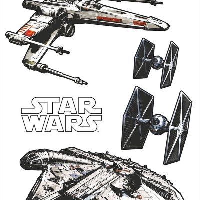 Wallstickers_star_wars_spaceships