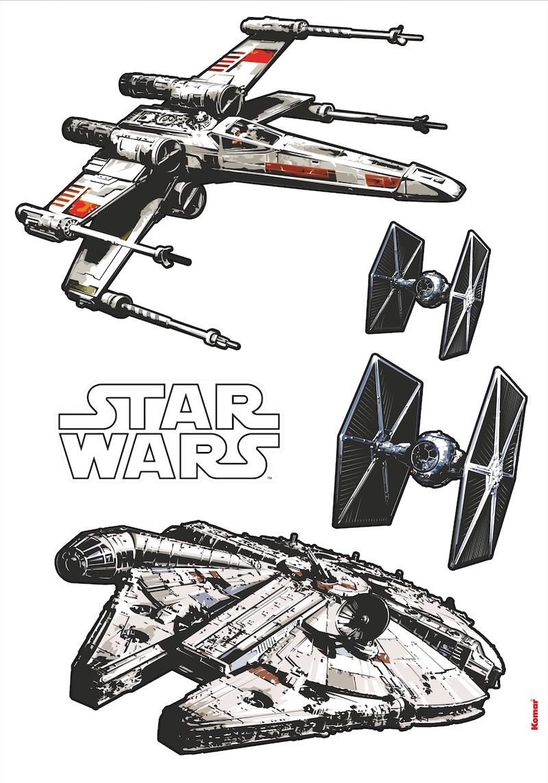 Wallstickers_star_wars_spaceships