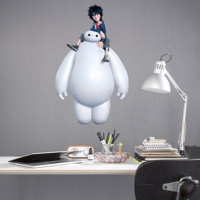 wallsticker baymax