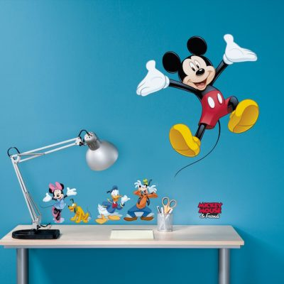 wallstickers mickey mouse