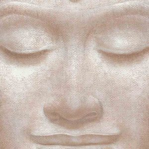 fototapet Smiling-Buddha-0