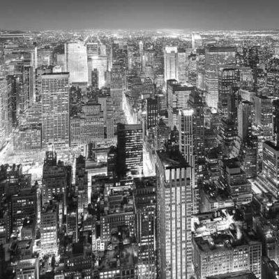 fototapet midtown new york