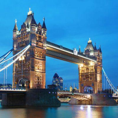 fototapet tower bridge