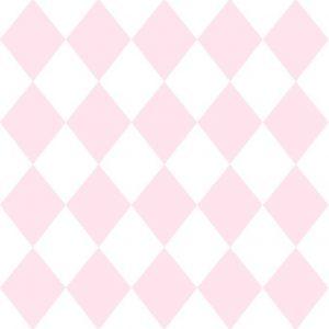 Tapet Treboil harlequin pink