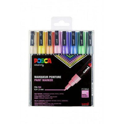 posca-pc3m-8-pastel