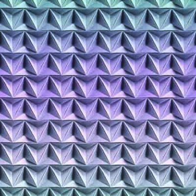 Selvklæbende folie med 3d effekt i grønlige-blålige og lilla farver der giver en fantastisk effekt. En kraftig lakfolie, der er rigtig god til at sætte på div. møbler