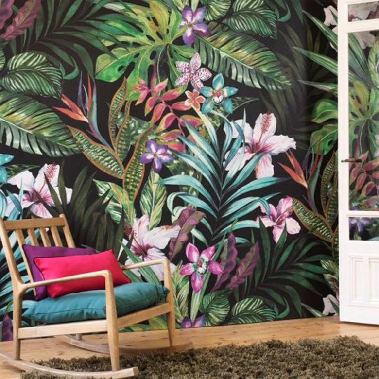 Fototapet Jardin Tropical 81347235