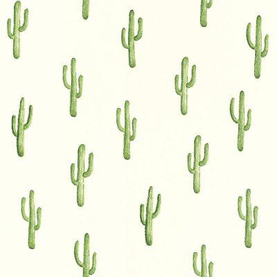Tapet-med-kaktus-138899-1