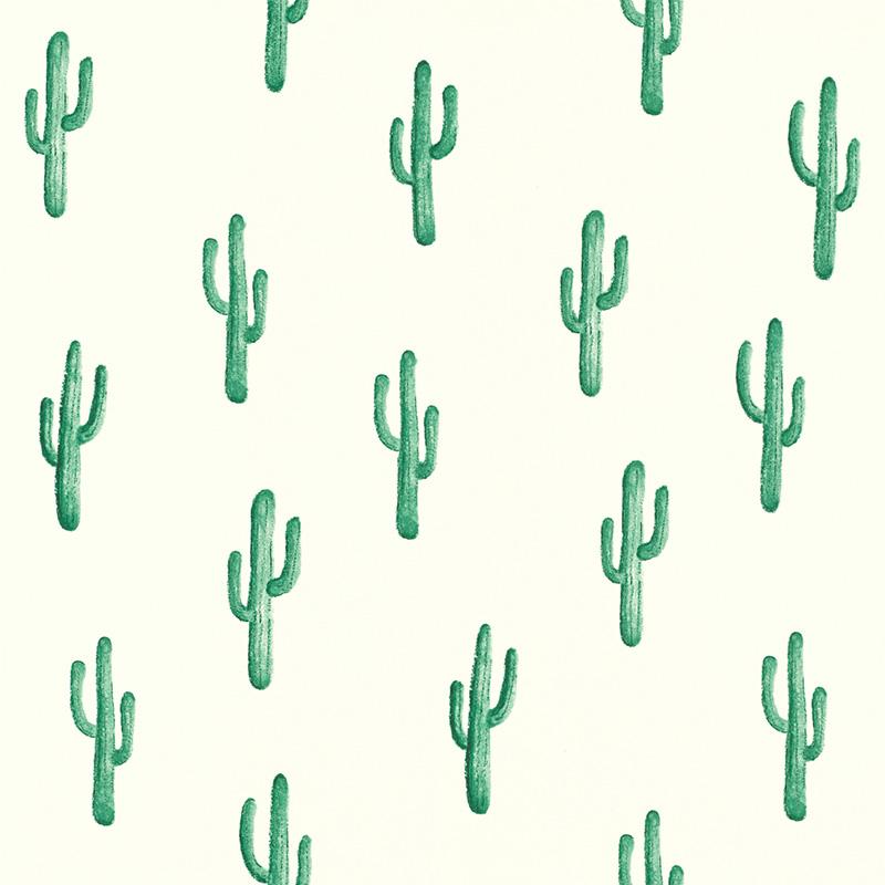 tapet-med-kaktus-greenhouse-138900