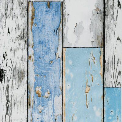 Selvklæbende folie grewood blue