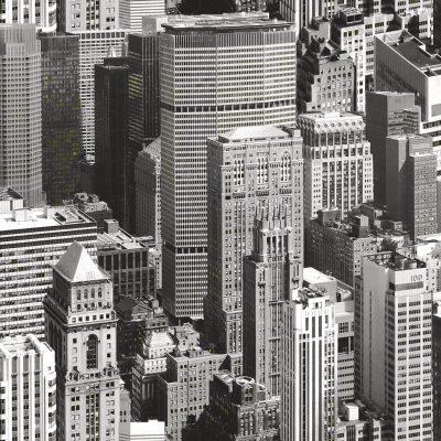 selvklæbende folie med New York