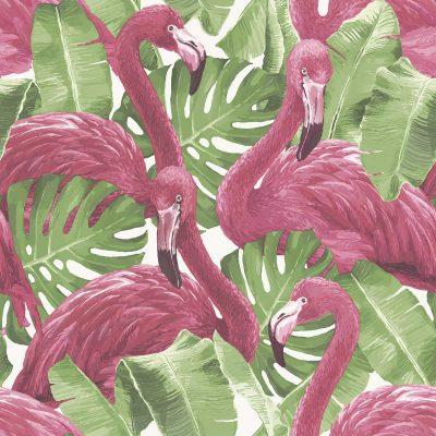 Tapet-bestseller-Flamingo-1